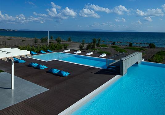 Thalatta seaside hotel sparen sie bis zu 70 auf for Griechenland designhotel