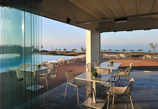 Thalatta seaside hotel sparen sie bis zu 70 auf for Designhotel griechenland