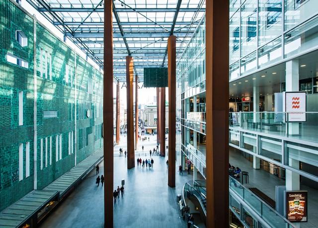 Feiner loftstyle im design hotspot der niederlande for Design hotel eindhoven
