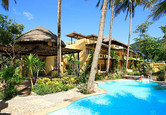 Thailand city beach holiday save up to 60 on luxury for Escape cabins koh lanta