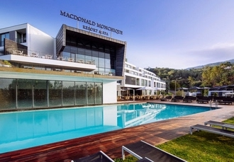 Macdonald Monchique Resort & Spa, Algarve, Portugal - save 51%