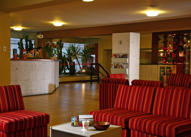 Five night peru tour save up to 70 on luxury travel for Hotel casa andina classic cusco plaza