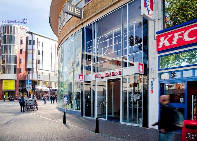Apollo Hotel Utrecht City Centre Utrecht Niederlande