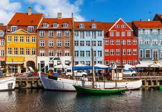 Copenhagen & Oslo break, Two hotel stays and an overnight ferry cruise - save 36%
