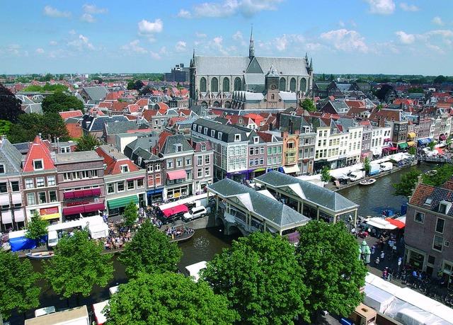 Lichte tage im malerischen leiden sparen sie bis zu 70 for Designhotel niederlande