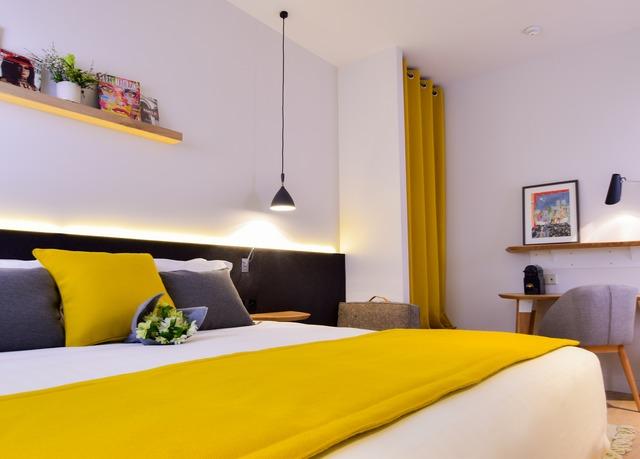 Design hotel im quartier latin sparen sie bis zu 70 auf for Design hotel 69