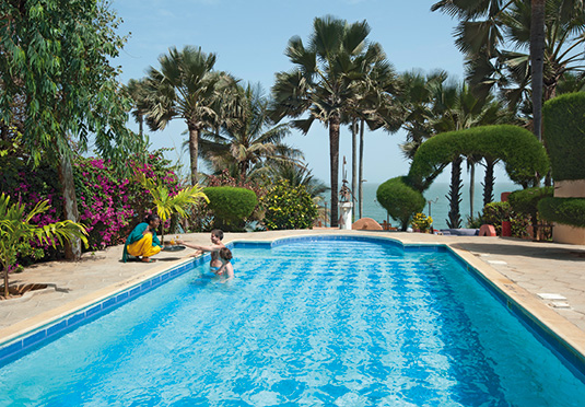 Exotic gambia holiday save up to 60 on luxury travel - Holiday lodges with swimming pools ...