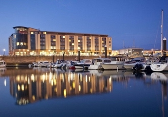 Waterfront Jersey break with car hire, Radisson Blu Waterfront Hotel, Channel Islands - save 40%