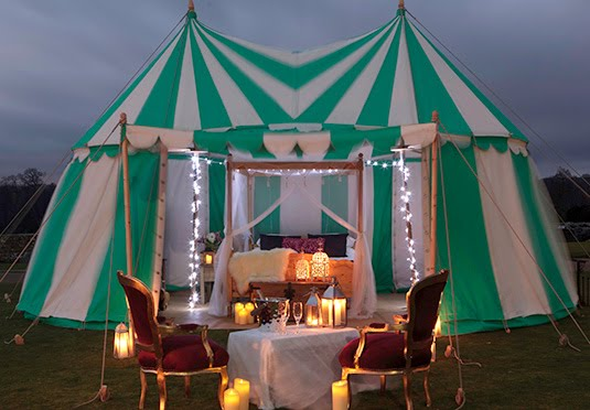 Glamping At Leeds Castle Save Up To 70 On Luxury Travel