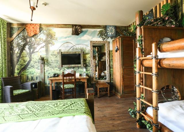 heide park abenteuerhotel bespaar tot 70 op luxe reizen. Black Bedroom Furniture Sets. Home Design Ideas