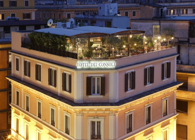 Hotel Amalia Rome Italy