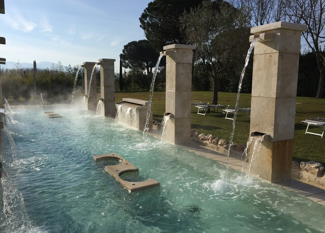 Modern four star spa retreat in northern lazio save up - Star italia bagni ...