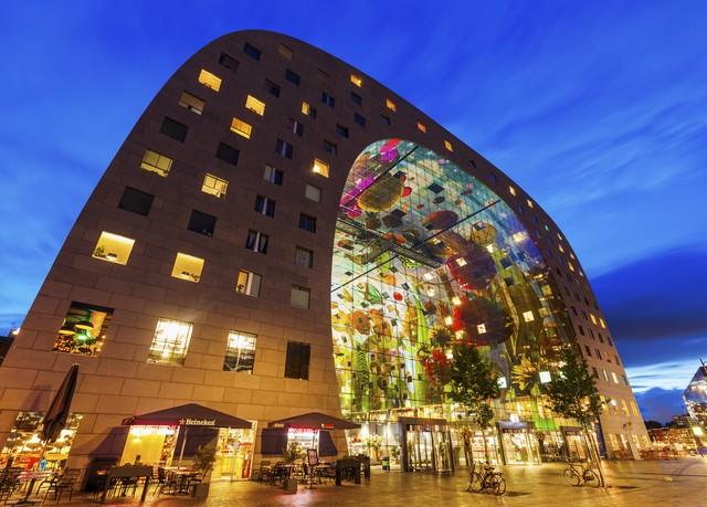 Inntel hotels rotterdam centre sparen sie bis zu 70 auf for Designhotel rotterdam
