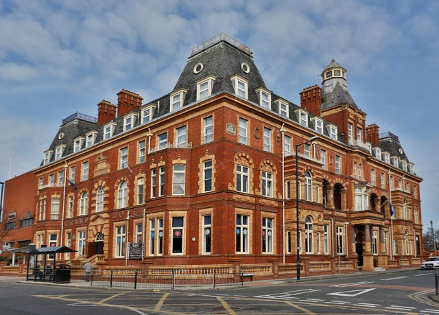 Grand Hotel In Hartlepool