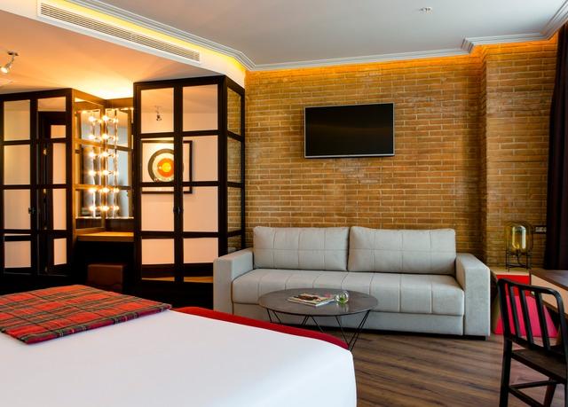 Modern Madrid Break At A Warehouse Style Hotel Sparen Sie Bis Zu