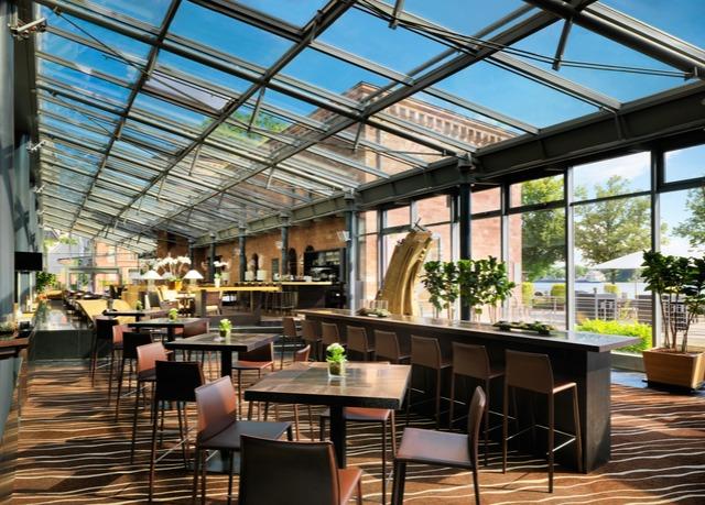 Hyatt regency mainz economisez jusqu 39 70 sur des for Design hotel quartier 65 mainz
