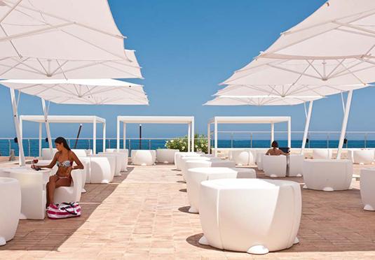 Domina coral bay hotel sparen sie bis zu 70 auf for Design hotel sizilien