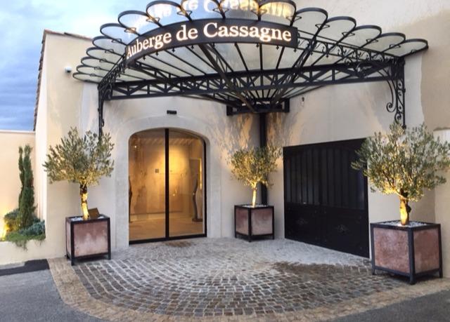 Auberge De Cassagne  U0026 Spa