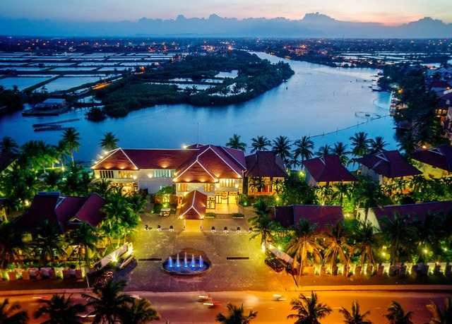 hoi an beach resort save up to 60 on luxury travel secret escapes