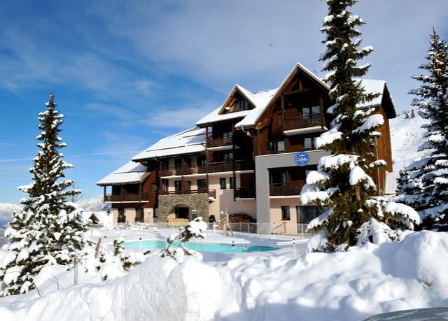 Hotel Club Les Carrettes Valmeinier
