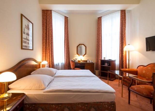 Henri hotel berlin bespaar tot 70 op luxe reizen secret escapes - Spa kamer ...