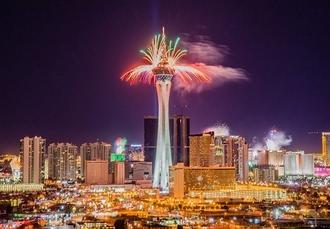 The Stratosphere Las Vegas Hotel & Casino, Las Vegas, Nevada - save 37%