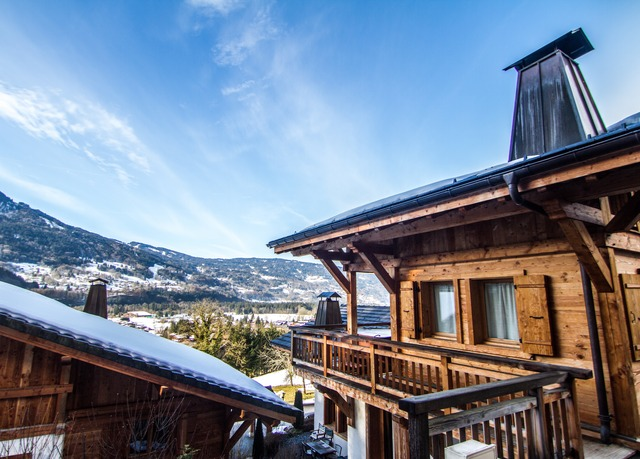 Scenic French Alps summer chalet holiday  Save up to 70%