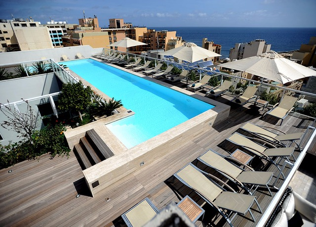 The George Urban Boutique Hotel Malta | Save up to 60% on luxury travel | Secret Escapes