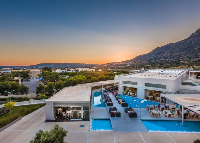 5 all inclusive kos holiday at a modern beachfront resort for Modern all inclusive resorts