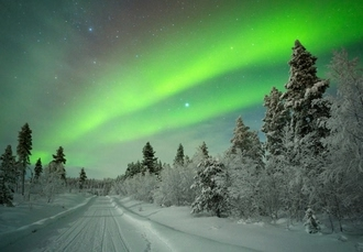 Adventurous Lapland winter break with snowy activities, Ski-Inn Hotel RukaVillage, Finland - save 23%