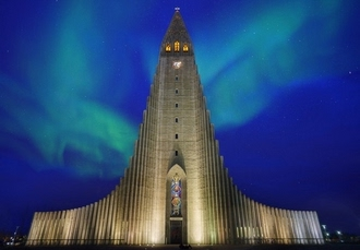 Luxury Iceland break with a choice of epic tours, Includes a grand stay at Hotel Borg, Reykjavik - save 23%