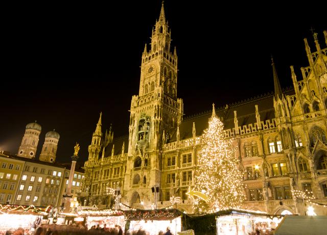 Bekjent München eksklusive