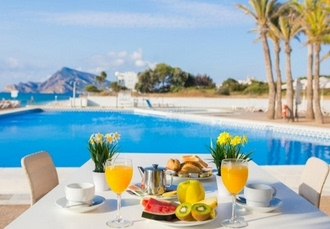 Peaceful Costa Blanca holiday, Hotel Cap Negret, Spain - save 33%