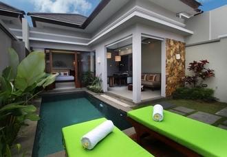 Maharaja Villas, Bali, Indonesia - save 66%