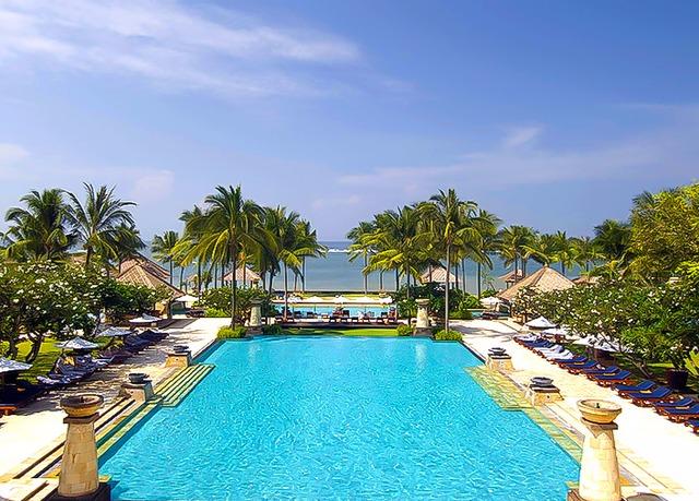 Luxury bali dubai holiday with conrad hotels save up for Luxury holidays in dubai