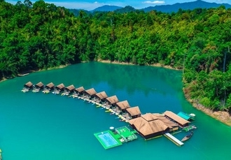 500 Rai Floating Resort, Khao Sok National Park, Thailand - save 38%