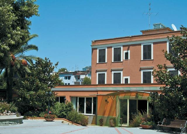 Hotel Montespina Napoli Indirizzo