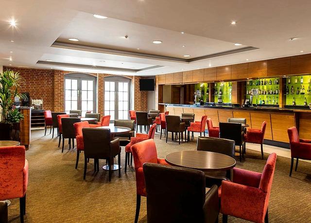 Mercure Warwickshire Walton Hall Hotel Spa
