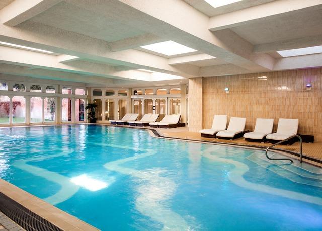 Warwickshire Walton Hall Hotel And Spa