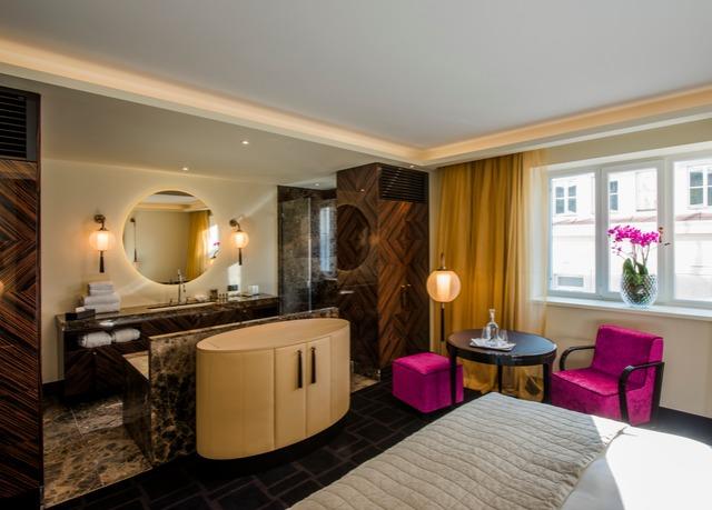 Designhotel in wiener toplage sparen sie bis zu 70 auf for Motel one doppelzimmer