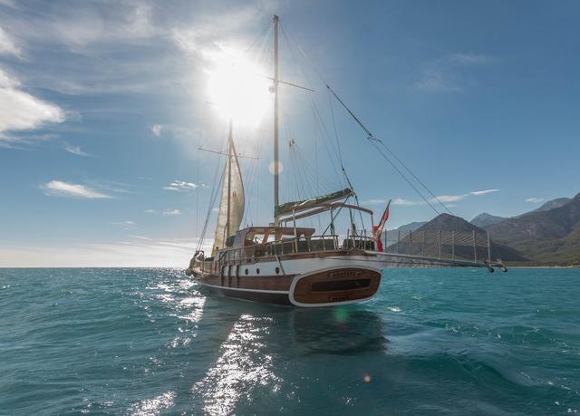 Scenic Dalmatian Coast Gulet Cruise  Save Up To 70 On Luxury Travel  Teleg