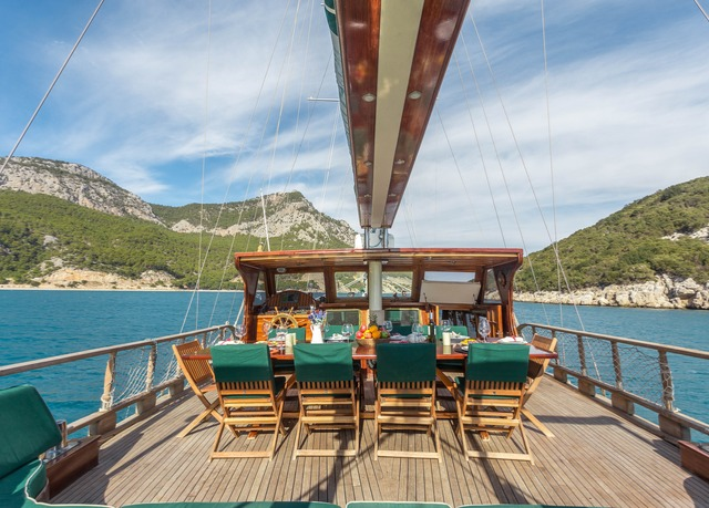 Scenic Dalmatian Coast Gulet Cruise  Save Up To 70 On Luxury Travel  Teleg