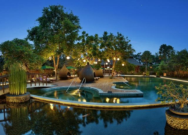 Luxus schlafzimmer mit pool  Villen-Luxus & Erholung auf Bali | Sparen Sie bis zu 70% auf ...