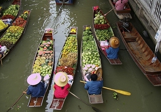 Fascinating Thailand foodie tour with a Grand Palace visit, Bangkok & Chiang Mai - save 21%