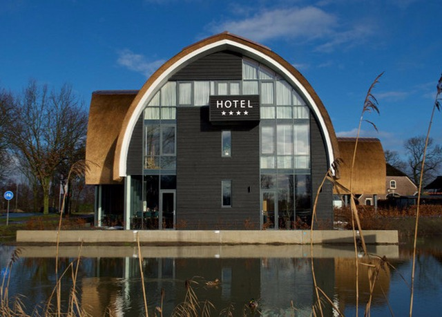 Hotel gasterij de roode schuur bespaar tot 70 op luxe for Designhotel de roode schuur