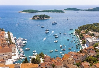 Deluxe Dalmatian island cruise from Dubrovnik, Cruise on the MS Paradis, Croatia - save 26%