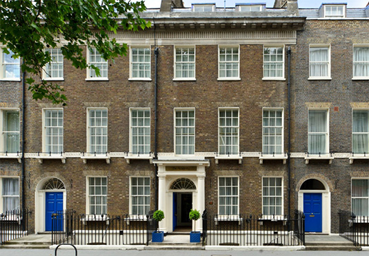 The academy hotel save up to 60 on luxury travel for Boutique hotel 54 london