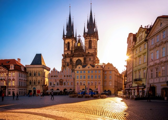 Modern break in picturesque prague save up to 60 on for Modern hotel prague