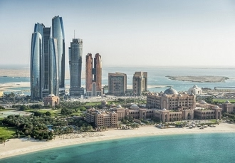 Fantastic Abu Dhabi tour with unique excursions, Three luxe hotels spread throughout Abu Dhabi, UAE - save 41%