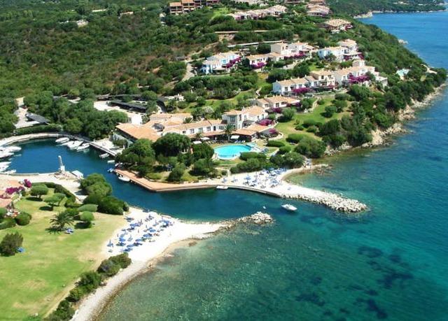 Hotel Palumbalza Porto Rotondo Sardinien Italien